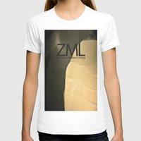 tomb raider T-shirts featuring Tomb by ZML Zealous Modern Living