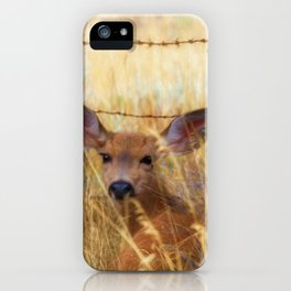 The Fawn iPhone Case