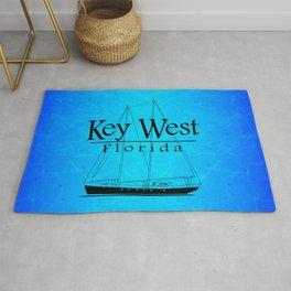 Key West Sailing Rug