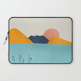 summer blue Laptop Sleeve