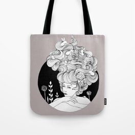 Travelling - Mulled Time Tote Bag