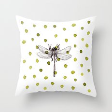 Nature Is Home Throw Pillow