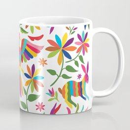 Mexican Otomí Design Coffee Mug