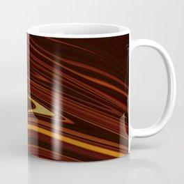 Spilled Coffee Coffee Mug