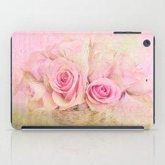 Rose Basket iPad Case
