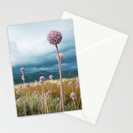 Lefkada view Stationery Cards