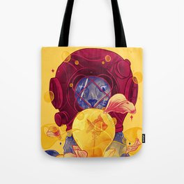 La Lumiere (Yellow) Tote Bag