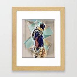Rockets in my bag Framed Art Print
