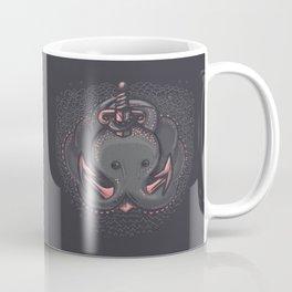 if all the sea were ink Coffee Mug