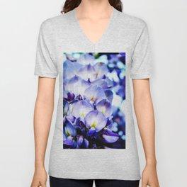 Flowermagic - Spring awakening Unisex V-Neck