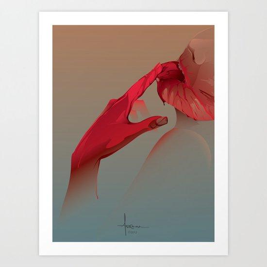 APERITIF Series2C Art Print