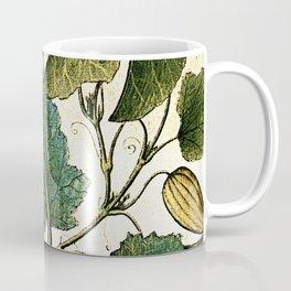 Leaves & Flowers Coffee Mug