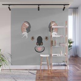 Koala Tongues Out  Wall Mural