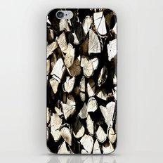 Casual Wood iPhone & iPod Skin