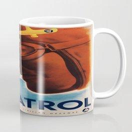 Vintage poster - Civil Air Patrol Coffee Mug