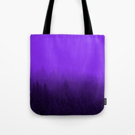 Purple Fog - 2 Tote Bag