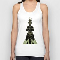 ornate Tank Tops featuring Ornate spirituality by Barruf