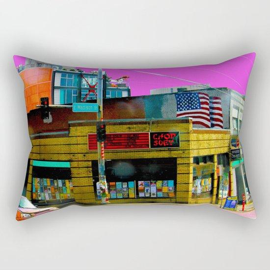 Chop Suey Rectangular Pillow
