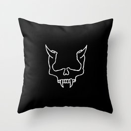 Canibal Throw Pillow
