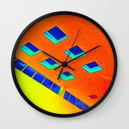Krankenhaus One Wall Clock