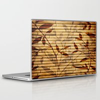 bamboo Laptop & iPad Skins featuring Bamboo by Robin Curtiss
