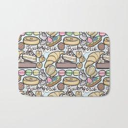 Boulangerie Bath Mat