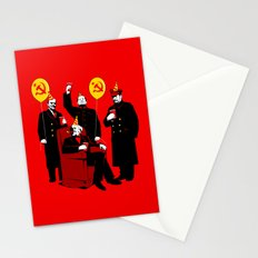 Communist Party II: The Communing Stationery Cards
