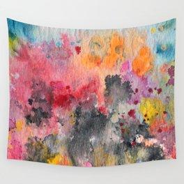 Abstract No. 595 Wall Tapestry