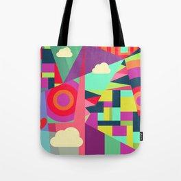 Geometric#7 Tote Bag