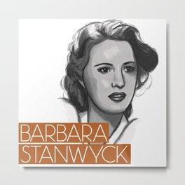 1930s Barbara Metal Print