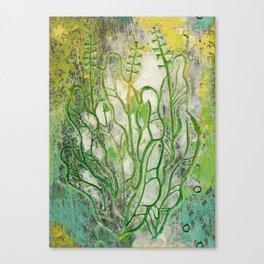 Summer Herbs Canvas Print