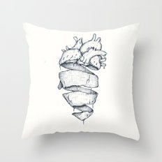 Heartbreaker Throw Pillow