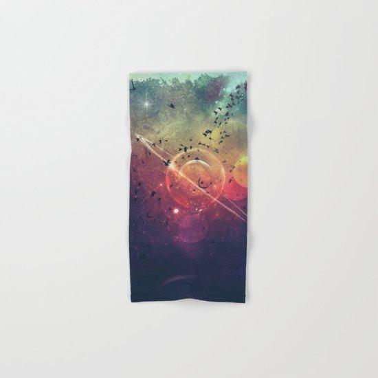 ∆tmysphyryc Hand & Bath Towel