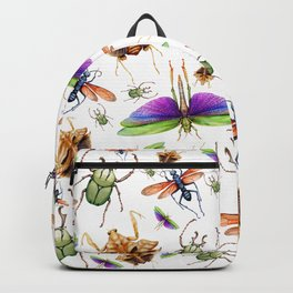 Beautiful Bugs Backpack