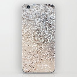 Sparkling GOLD Lady Glitter #6 #decor #art #society6 iPhone Skin