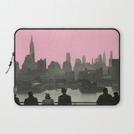 New York Nights Laptop Sleeve