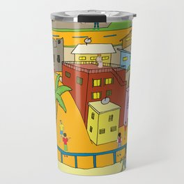 La Perla Travel Mug