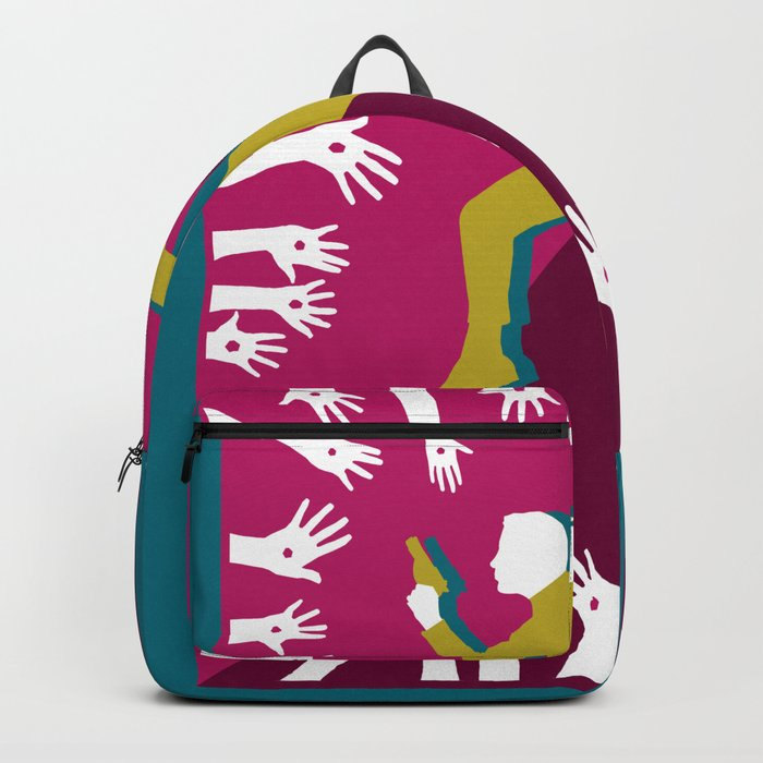 Logan's Run Design Backpack