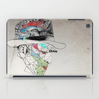 the godfather iPad Cases featuring Godfather by Mary Szulc