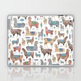 Llamas and Alpacas Laptop & iPad Skin