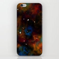 Final Frontier Abstract iPhone & iPod Skin
