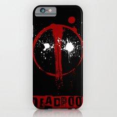 Deadpool. Slim Case iPhone 6