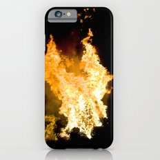 Face in the Flames iPhone 6s Slim Case