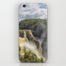 Beautiful wild waterfall iPhone & iPod Skin
