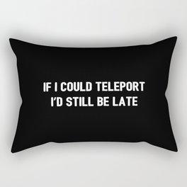 The Guilty Person IV Rectangular Pillow