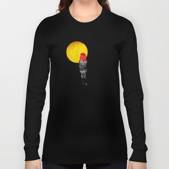alien lipstick Long Sleeve T-shirt