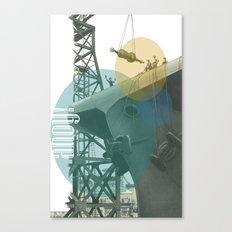 Ahoy! Canvas Print