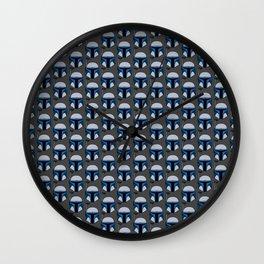 JF Bucket Wall Clock