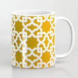 Geometric Pattern - Oriental Design Coffee Mug