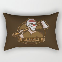 Berezino Lumber Rectangular Pillow
